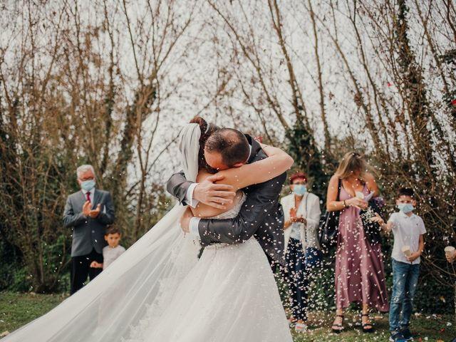 Il matrimonio di Marco e Vania a Trino, Vercelli 46