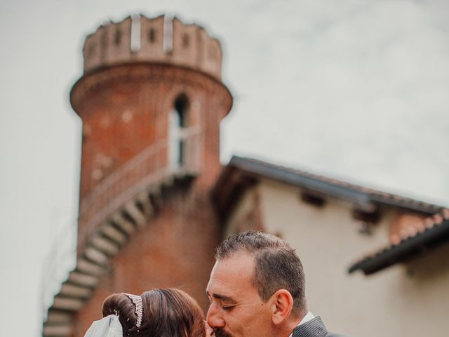 Il matrimonio di Marco e Vania a Trino, Vercelli 48