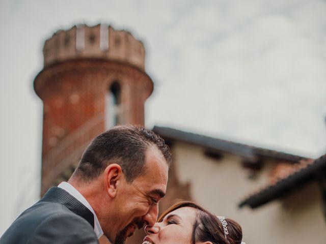 Il matrimonio di Marco e Vania a Trino, Vercelli 49