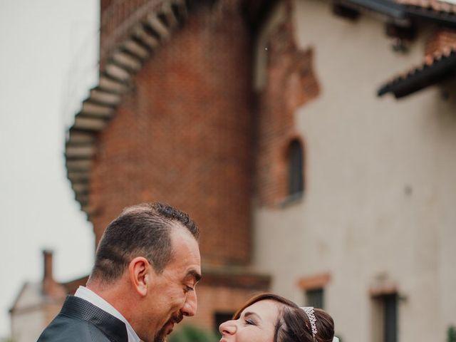 Il matrimonio di Marco e Vania a Trino, Vercelli 50