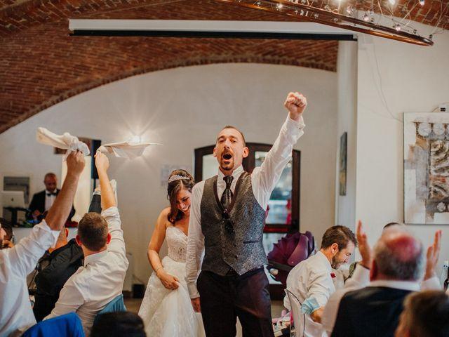 Il matrimonio di Marco e Vania a Trino, Vercelli 58
