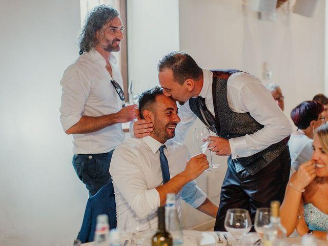 Il matrimonio di Marco e Vania a Trino, Vercelli 59