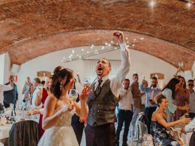 Il matrimonio di Marco e Vania a Trino, Vercelli 60
