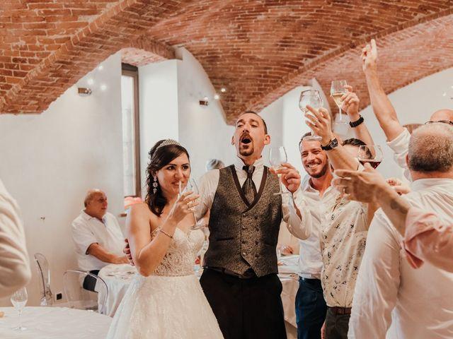 Il matrimonio di Marco e Vania a Trino, Vercelli 61