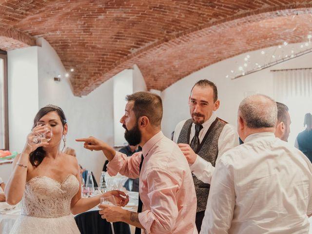 Il matrimonio di Marco e Vania a Trino, Vercelli 63