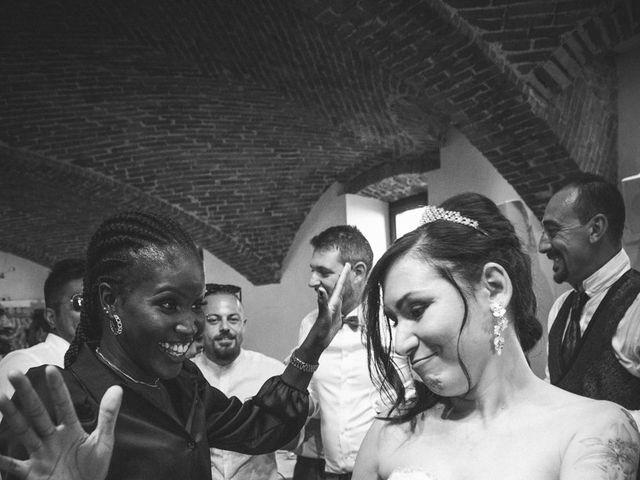 Il matrimonio di Marco e Vania a Trino, Vercelli 65