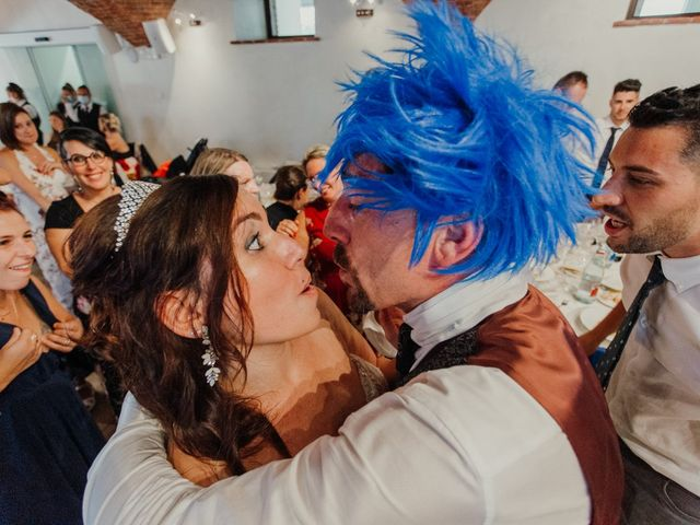 Il matrimonio di Marco e Vania a Trino, Vercelli 69