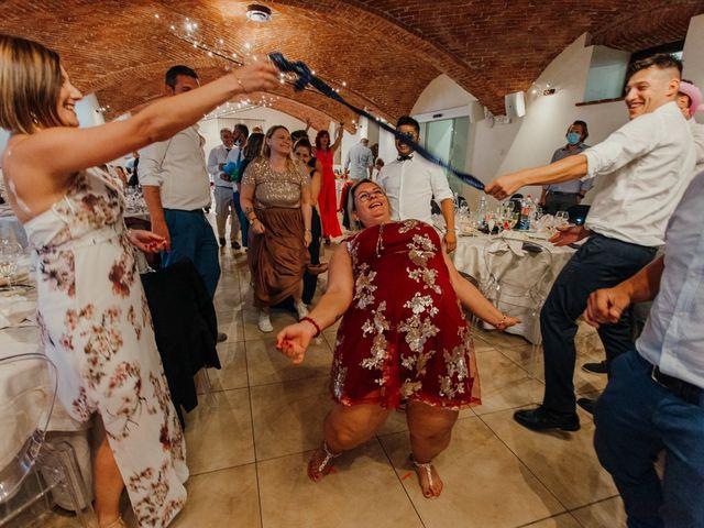 Il matrimonio di Marco e Vania a Trino, Vercelli 71