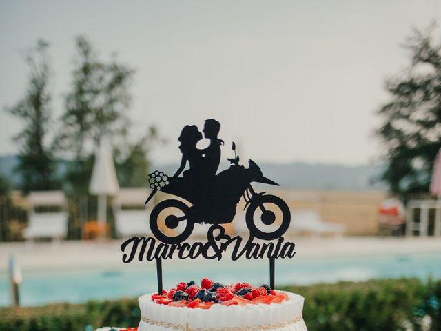 Il matrimonio di Marco e Vania a Trino, Vercelli 72