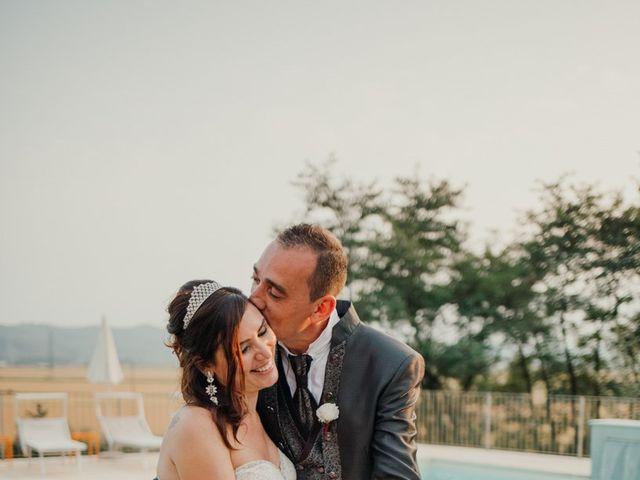 Il matrimonio di Marco e Vania a Trino, Vercelli 73
