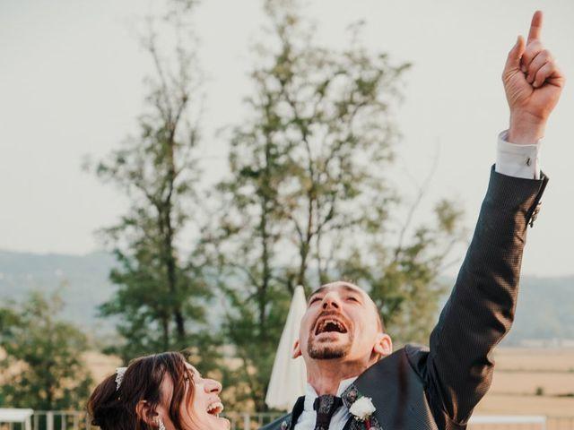 Il matrimonio di Marco e Vania a Trino, Vercelli 74