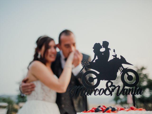 Il matrimonio di Marco e Vania a Trino, Vercelli 77