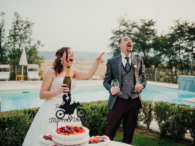 Il matrimonio di Marco e Vania a Trino, Vercelli 2