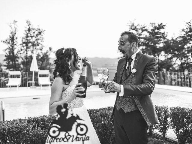 Il matrimonio di Marco e Vania a Trino, Vercelli 80