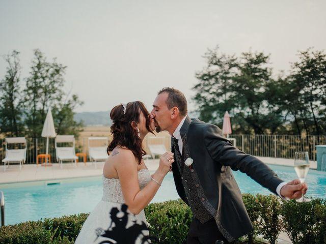 Il matrimonio di Marco e Vania a Trino, Vercelli 81