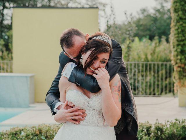 Il matrimonio di Marco e Vania a Trino, Vercelli 82