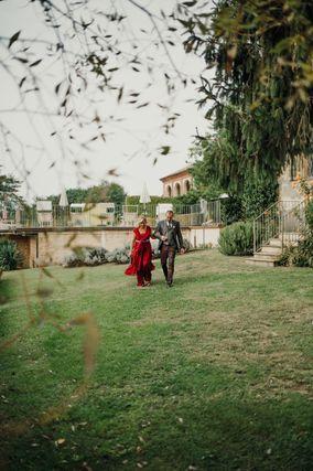 Il matrimonio di Marco e Vania a Trino, Vercelli 84