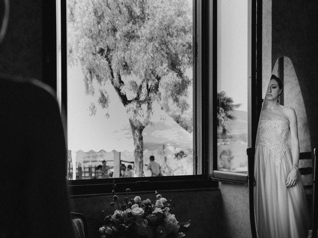 Il matrimonio di Gianmarco e Valentina a Ponzano Romano, Roma 20