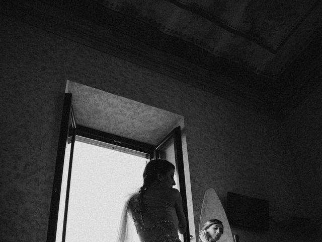 Il matrimonio di Gianmarco e Valentina a Ponzano Romano, Roma 21