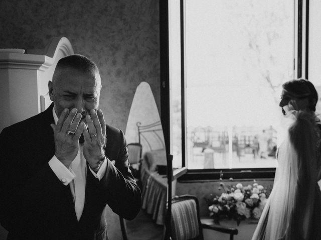 Il matrimonio di Gianmarco e Valentina a Ponzano Romano, Roma 22