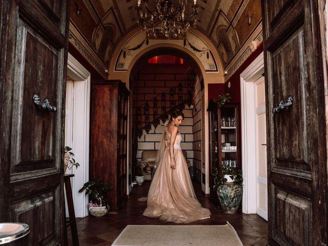 Il matrimonio di Gianmarco e Valentina a Ponzano Romano, Roma 24
