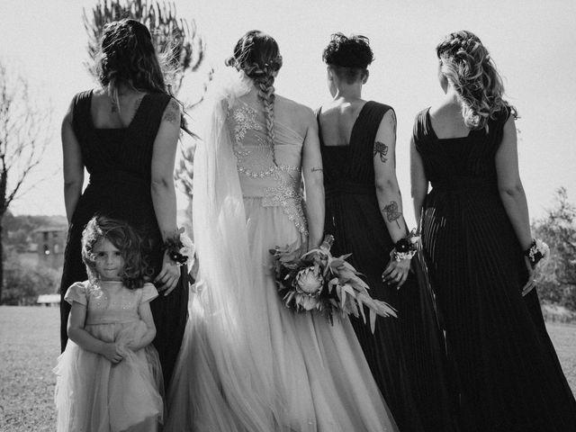 Il matrimonio di Gianmarco e Valentina a Ponzano Romano, Roma 27