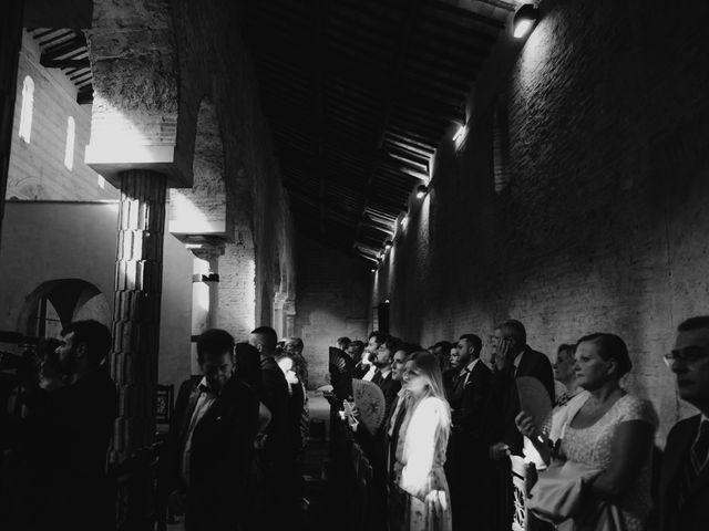 Il matrimonio di Gianmarco e Valentina a Ponzano Romano, Roma 31