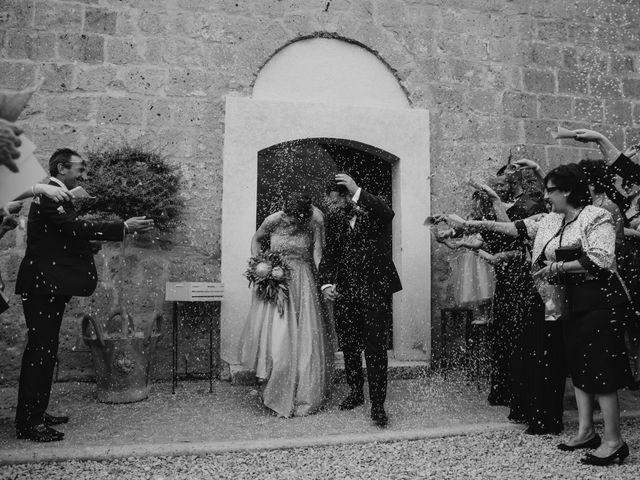 Il matrimonio di Gianmarco e Valentina a Ponzano Romano, Roma 33
