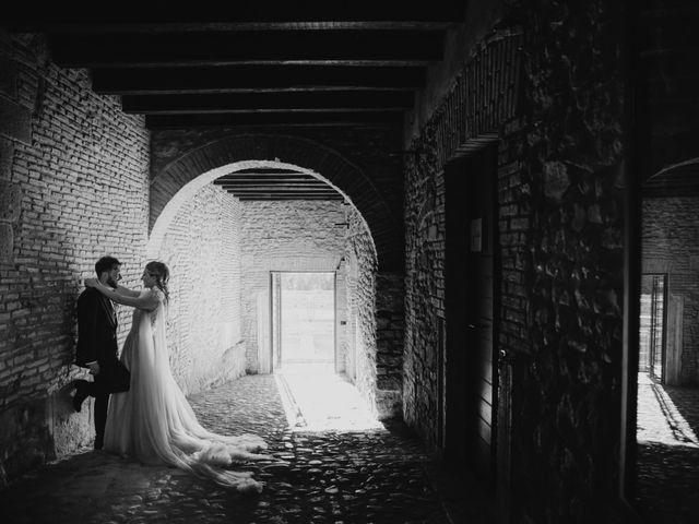 Il matrimonio di Gianmarco e Valentina a Ponzano Romano, Roma 34