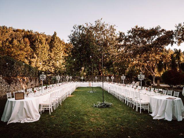 Il matrimonio di Gianmarco e Valentina a Ponzano Romano, Roma 38