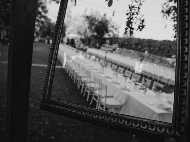 Il matrimonio di Gianmarco e Valentina a Ponzano Romano, Roma 40