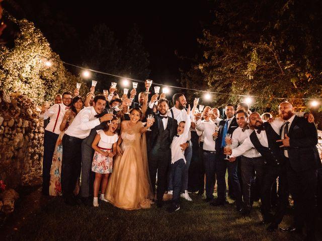 Il matrimonio di Gianmarco e Valentina a Ponzano Romano, Roma 45