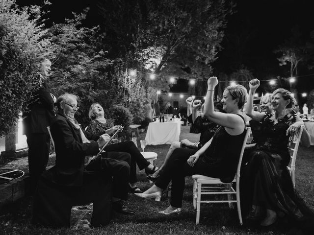 Il matrimonio di Gianmarco e Valentina a Ponzano Romano, Roma 46