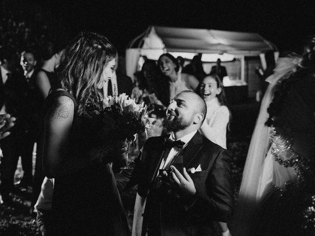 Il matrimonio di Gianmarco e Valentina a Ponzano Romano, Roma 50