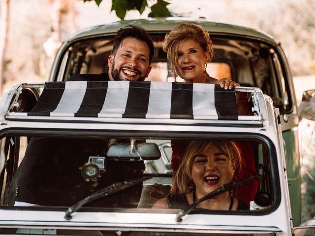 Il matrimonio di Gianmarco e Valentina a Ponzano Romano, Roma 56
