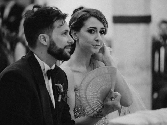 Il matrimonio di Gianmarco e Valentina a Ponzano Romano, Roma 58