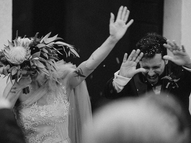Il matrimonio di Gianmarco e Valentina a Ponzano Romano, Roma 61