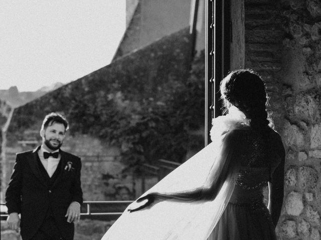 Il matrimonio di Gianmarco e Valentina a Ponzano Romano, Roma 64