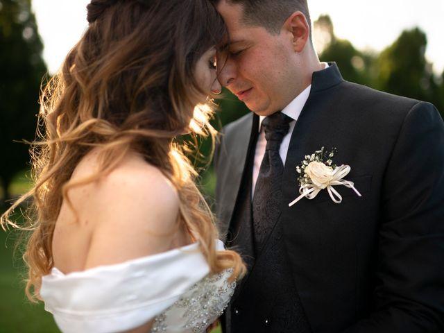 Il matrimonio di Francesco e Miriam a Roè Volciano, Brescia 1