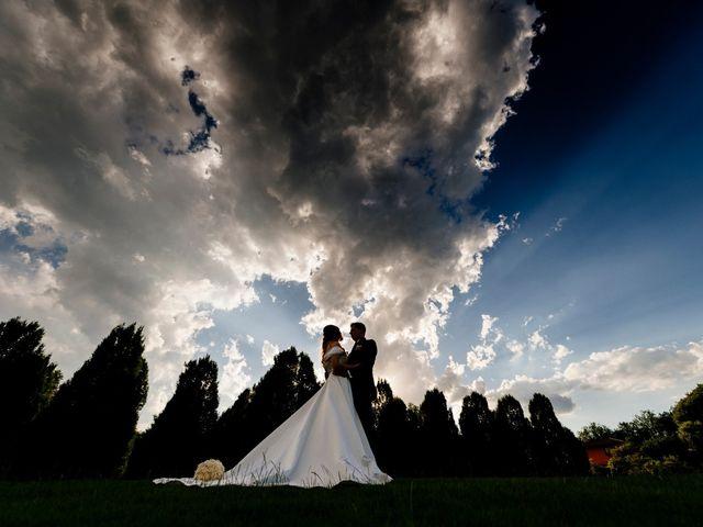 Il matrimonio di Francesco e Miriam a Roè Volciano, Brescia 2