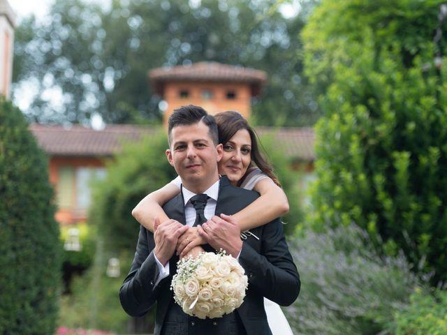 Il matrimonio di Francesco e Miriam a Roè Volciano, Brescia 4