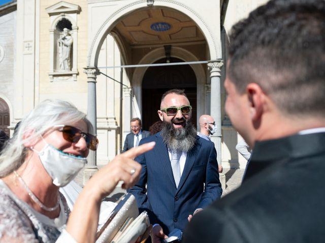 Il matrimonio di Francesco e Miriam a Roè Volciano, Brescia 6