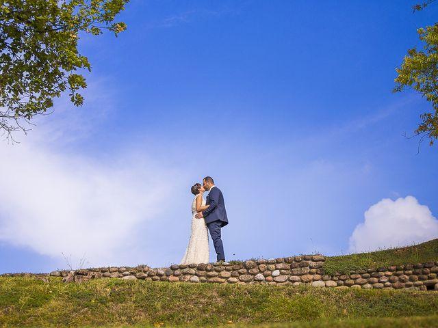 Il matrimonio di Tony e Marta a Lazise, Verona 2
