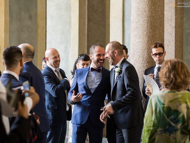 Il matrimonio di Stefano e Davide a Milano, Milano 9