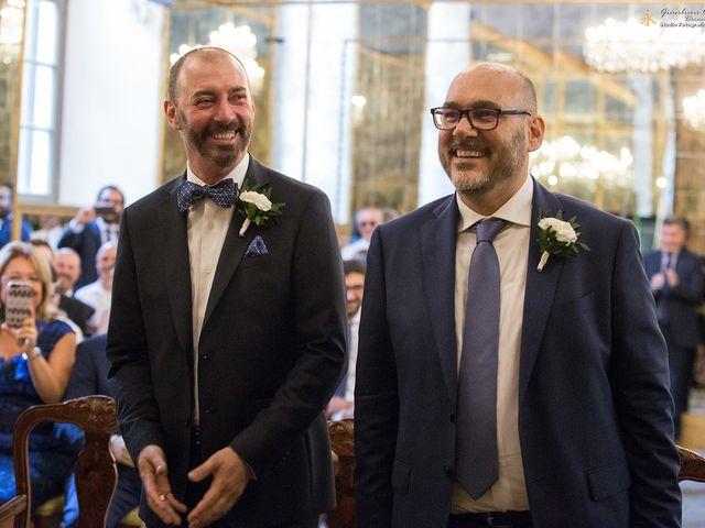 Il matrimonio di Stefano e Davide a Milano, Milano 11