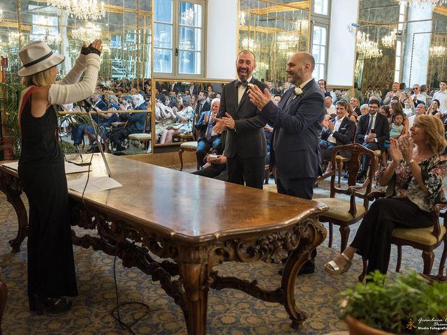 Il matrimonio di Stefano e Davide a Milano, Milano 13
