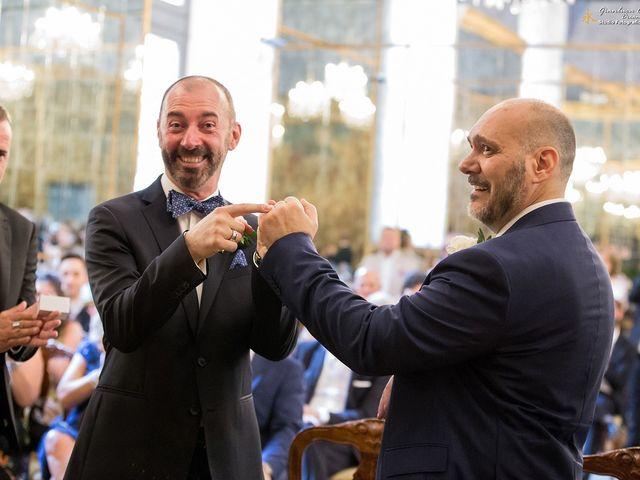 Il matrimonio di Stefano e Davide a Milano, Milano 17