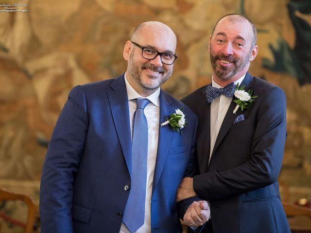 Il matrimonio di Stefano e Davide a Milano, Milano 18