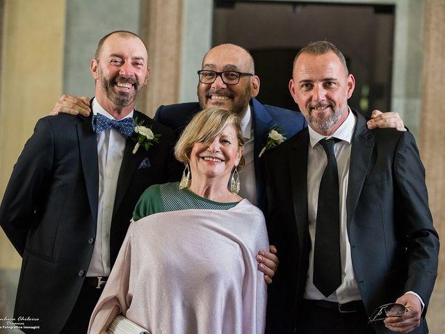 Il matrimonio di Stefano e Davide a Milano, Milano 19
