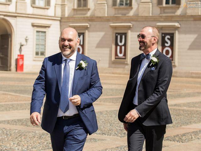 Il matrimonio di Stefano e Davide a Milano, Milano 22